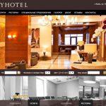 Сайт CityHotel