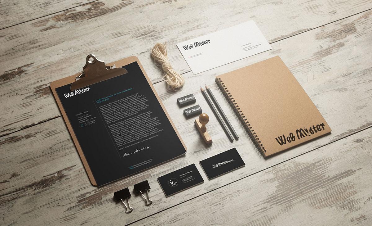 Разработка стиля сайта 【Webmister】