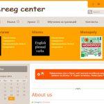 создание сайта Areeg Center