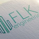 Разработка Логотипа для FLK engineering