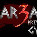 создание логотипа для Tarzan private gym
