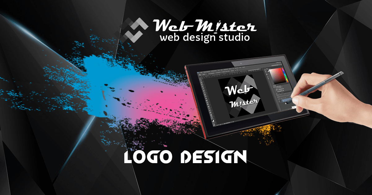 WEBMISTER - LOGO DESIGN