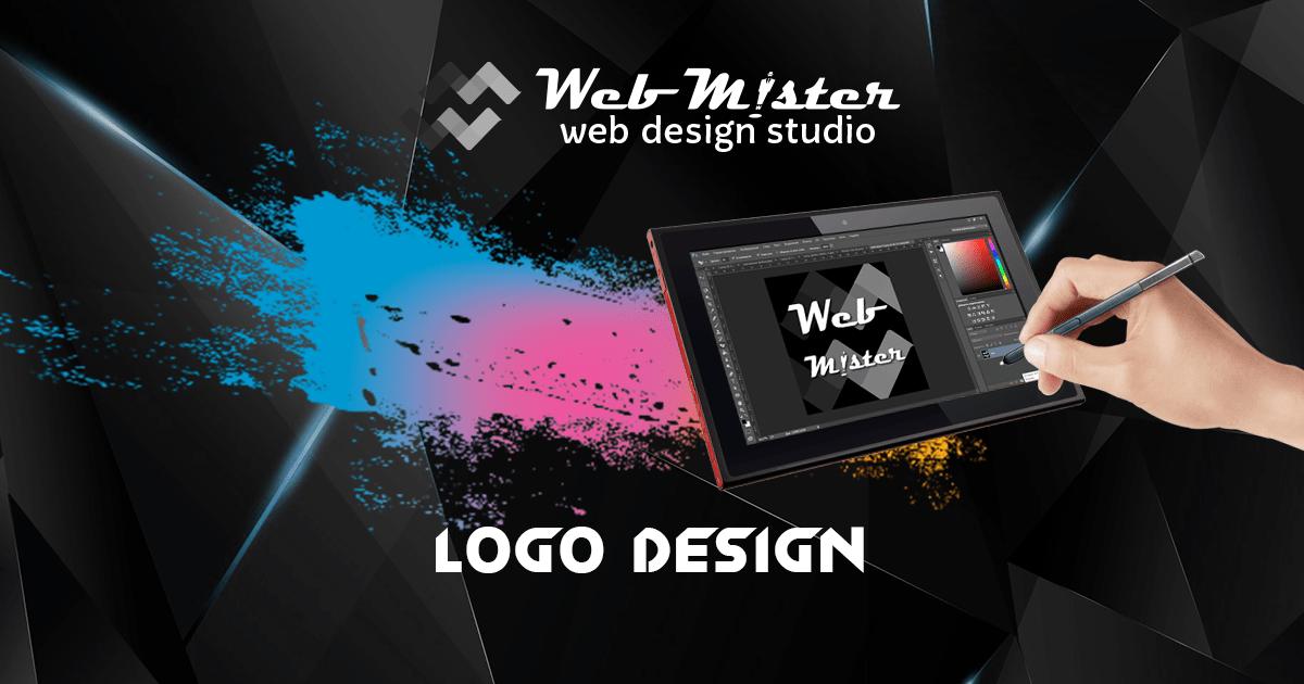 WEBMISTER - LOGO DESIGN