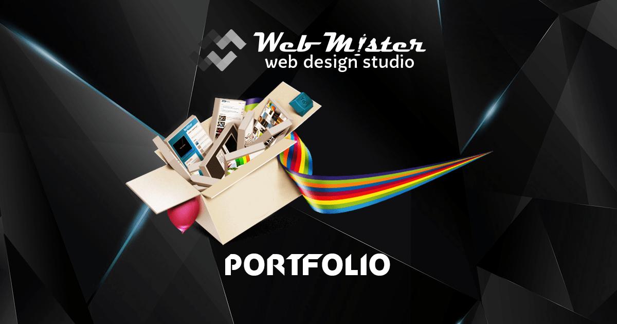 WEBMISTER - PORTFOLIO