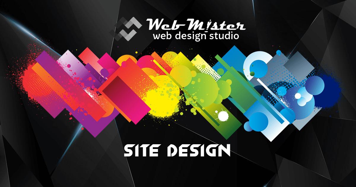 WEBMISTER - SITES DESIGN