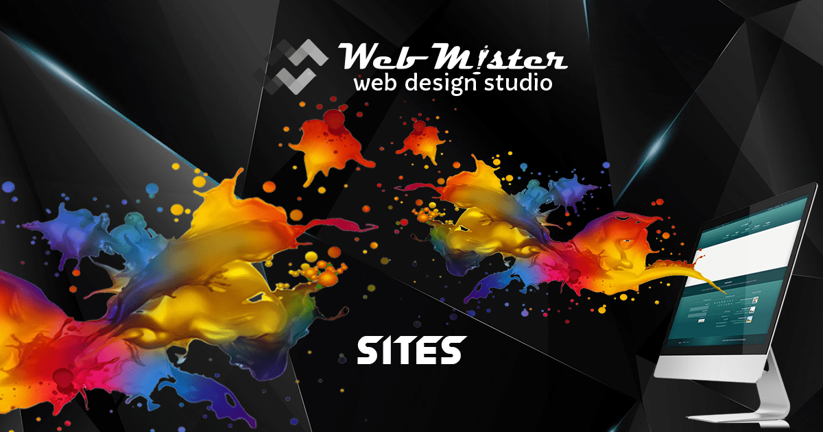 WEBMISTER - SITES DEVELOPMENT