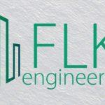 Логотип для FLK engineering
